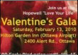 Hopewell Love Your Life Valentine's Day Gala